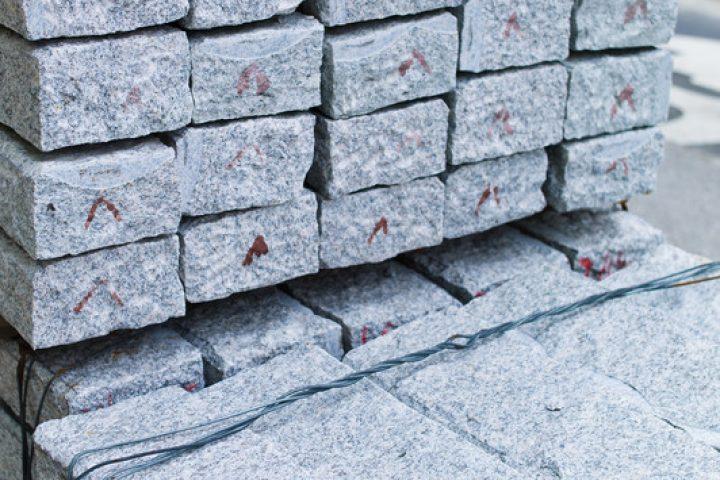 Granit Randsteine Preise