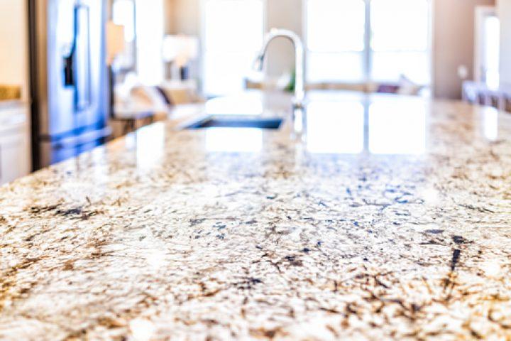 Granit lackieren