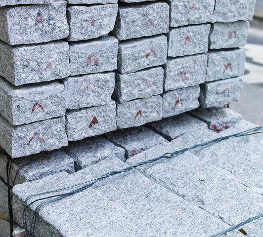 Granitpflaster gebraucht kaufen