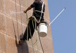 Granitplatten reinigen