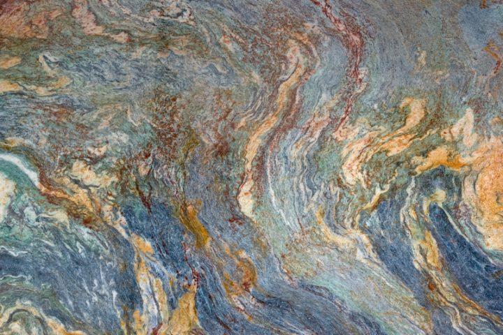 Granitplatten verlegen