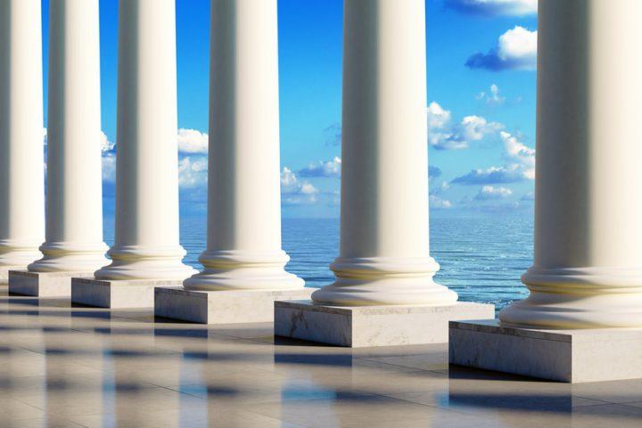 Granitsäulen Preis