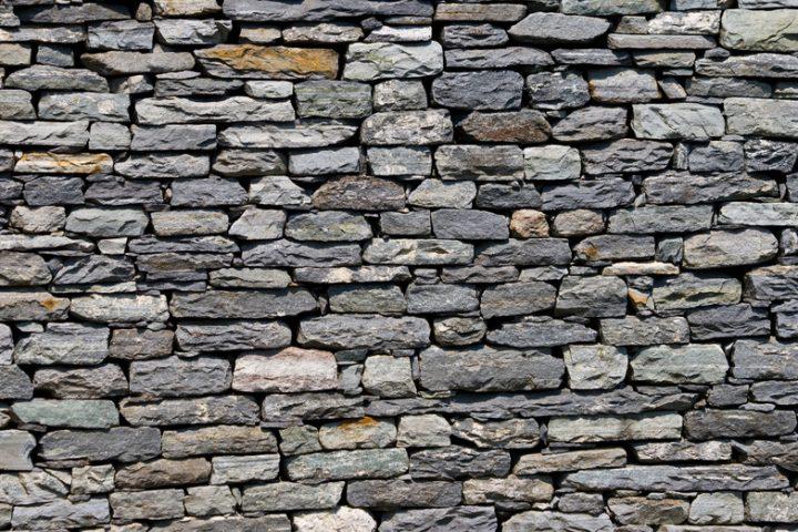 grauwacke trockenmauer » preis & kostenfaktoren, Gartenarbeit ideen