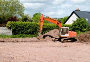 Grundstück planieren kosten