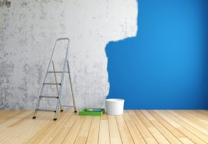 gut deckende wandfarbe welche ist die beste wahl. Black Bedroom Furniture Sets. Home Design Ideas