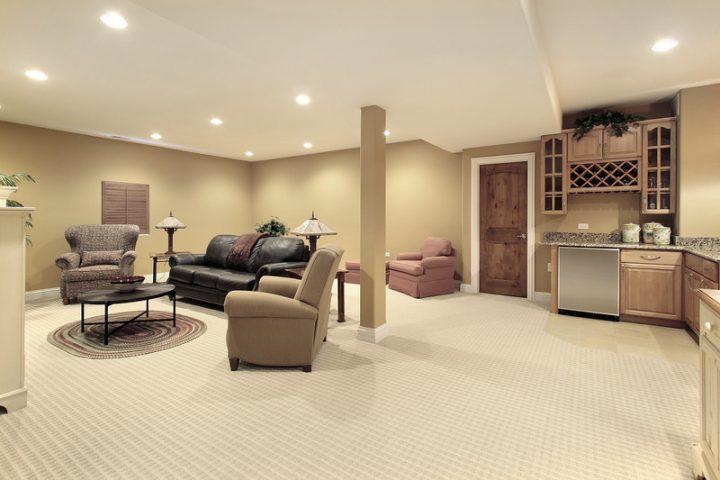Haus mit Keller