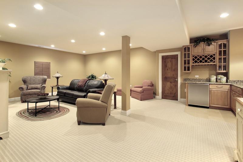 keller streichen der gro e ratgeber mit vielen tipps. Black Bedroom Furniture Sets. Home Design Ideas