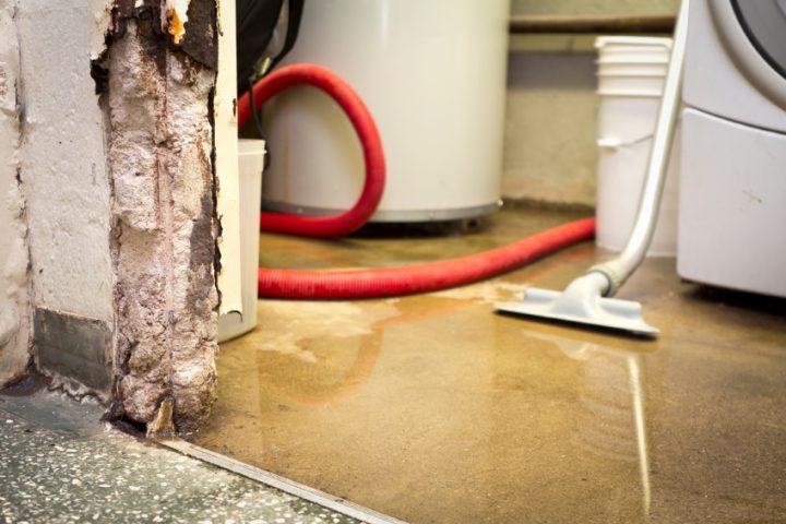 Hausratversicherung Wasserschaden