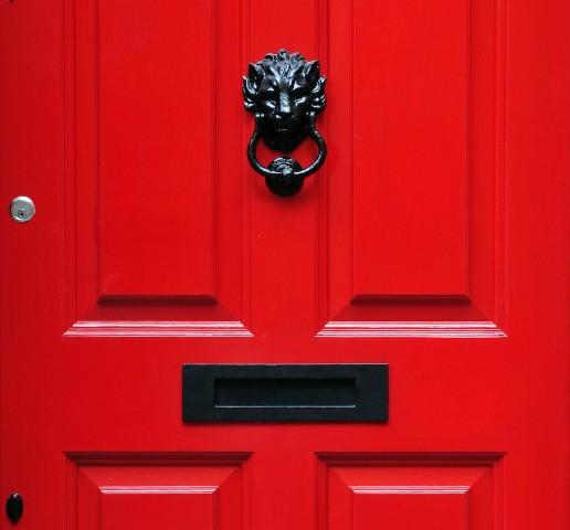 Haustür einstellen » Anleitung in 3 Schritten