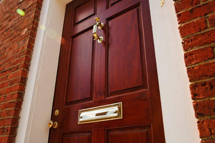 Favorit Haustür streichen » Das sollten Sie beachten PS05