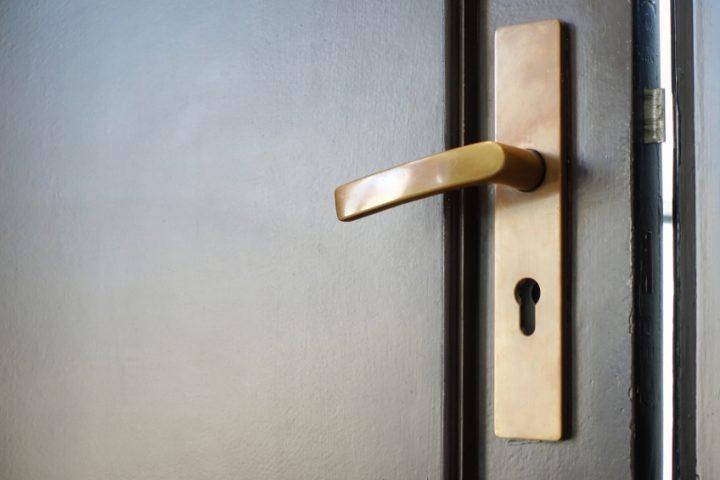 Haustür schließt nicht