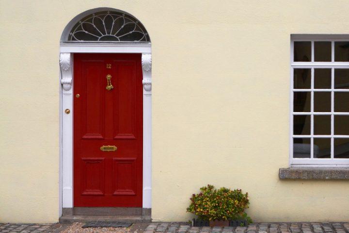 Relativ Haustür dämmen » Diese Möglichkeiten haben Sie CK18
