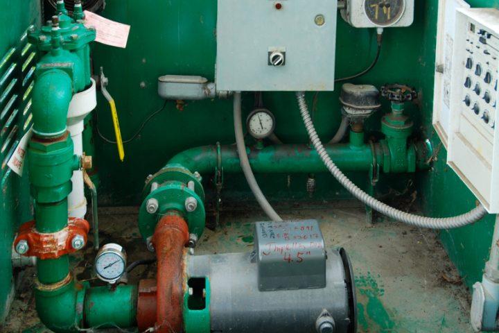Hauswasserautomat oder Hauswasserwerk