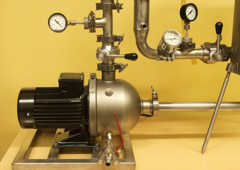 hauswasserwerk funktion funktionsprinzip