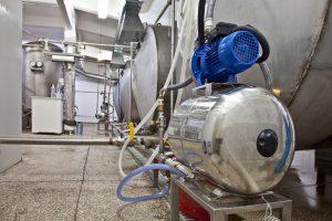 Hauswasserwerk Luft aufpumpen