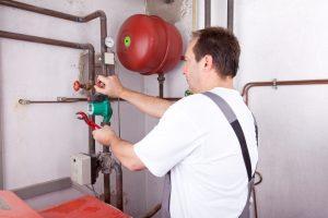 Hauswasserwerk Membrane wechseln