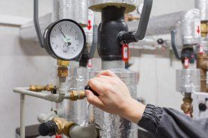 Hauswasserwerk Vordruck einstellen