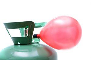 Heliumflasche Pfandflasche