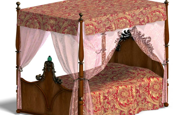 himmelbett selber bauen himmelbett vorhang selber machen u howbelcom himmelbett bauen anleitung. Black Bedroom Furniture Sets. Home Design Ideas
