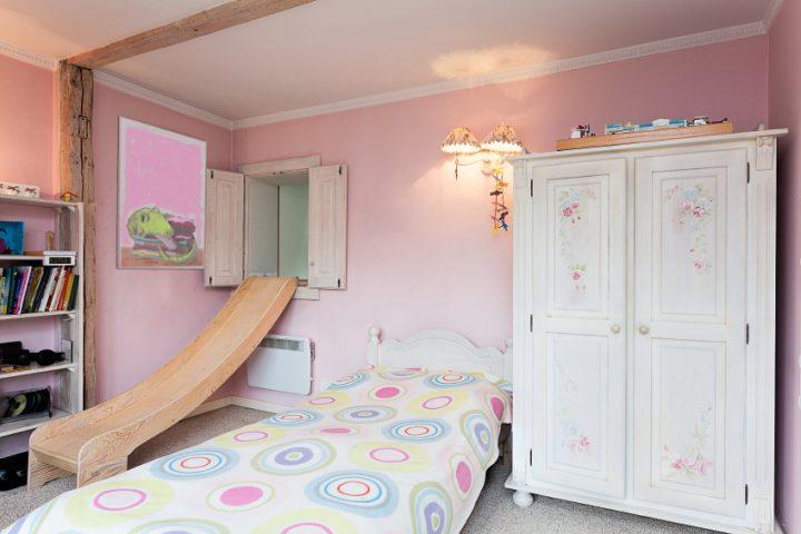 Etagenbetten Mit Rutsche : Hochbett mit rutsche selber bauen » so gehts