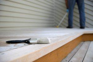 Holz bleichen