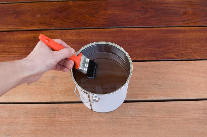 Holz beizen » Anleitung, Tipps und Tricks
