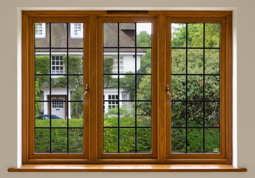 Holzfenster im Vergleich mit Kunststofffenstern