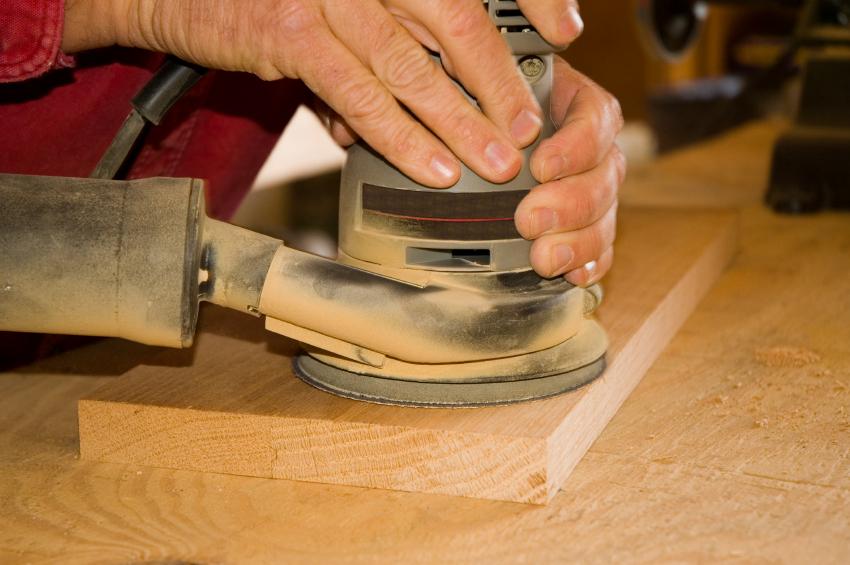 Holz schleifen werkzeug k rnung tipps und tricks - Wande glatt schleifen ...
