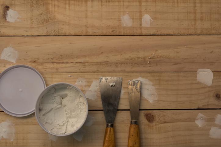Holz Spachteln Womit Wird S Gemacht