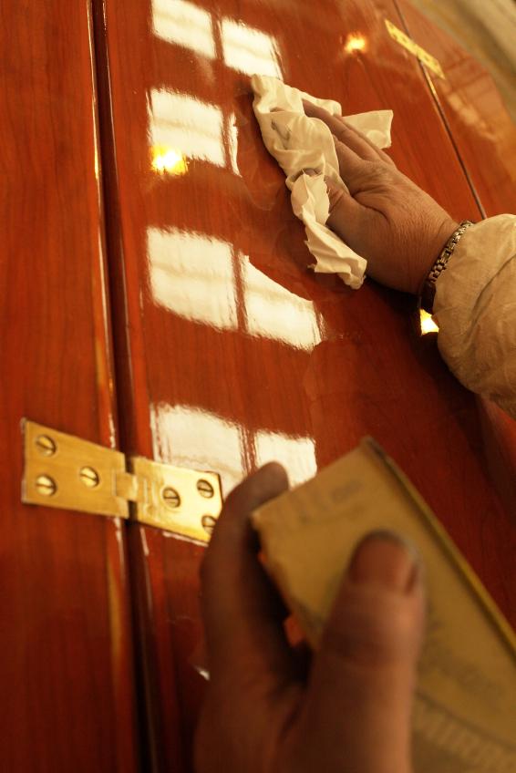 Holz Veredeln Die Besten Beschichtungsarten Auf Einen Blick