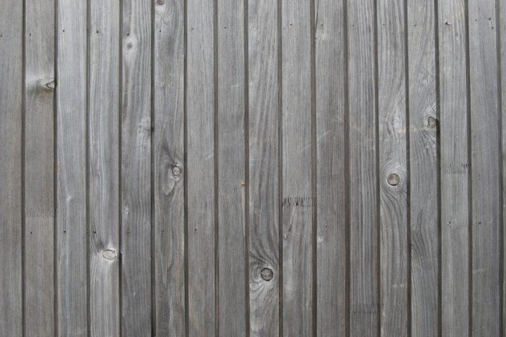 Holz vergrauen