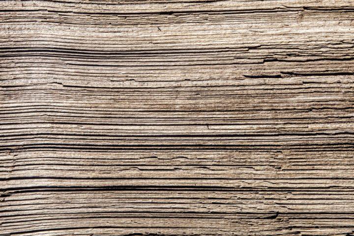 Holz verzinnen