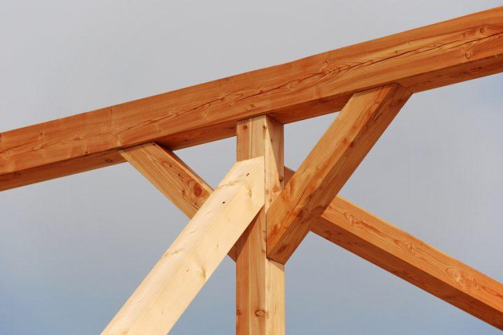 Holzbalken Ohne Schrauben Verbinden Geht Das
