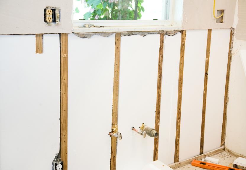 holzbalken verputzen so machen sie es richtig. Black Bedroom Furniture Sets. Home Design Ideas