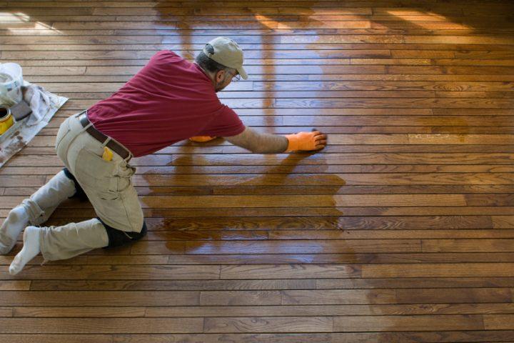 Holzboden renovieren