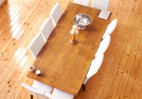 holzboden versiegeln oder len was ist besser. Black Bedroom Furniture Sets. Home Design Ideas