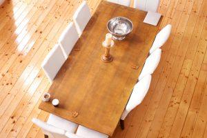 Holzboden versiegeln oder ölen