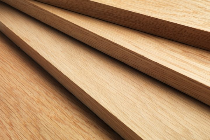 Holzbrett einölen