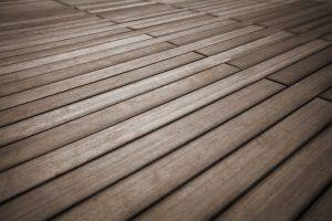 Holzdielen Balkon
