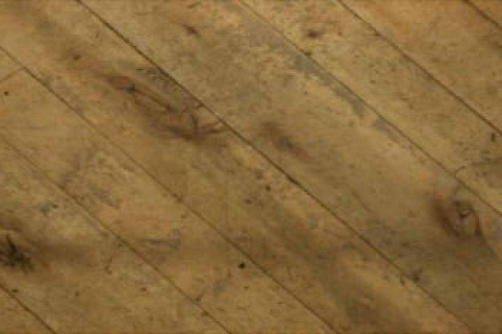 Holzdielen abschleifen