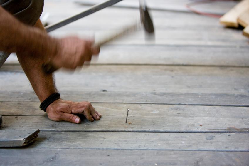 Fußboden Quietscht Was Tun ~ Holzdielen quietschen das können sie dagegen tun