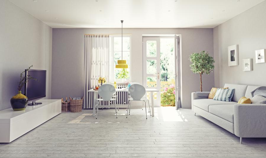 Holzfußboden Weiß ~ Holzdielen weiß lackieren » anleitung in 3 schritten