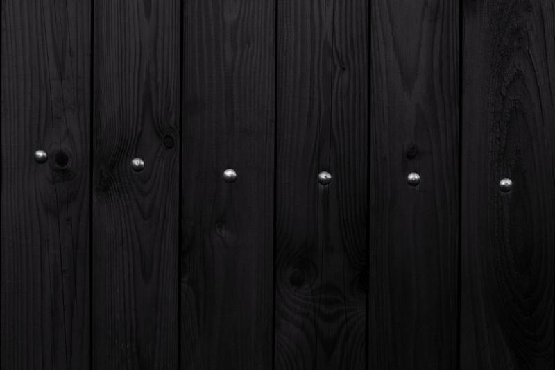 Holzfassade streichen