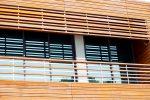 Holzfassade Holz wählen