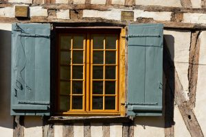 Holzfenster ölen