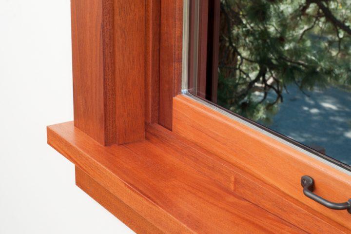 Holzfenster Wärmeschutz