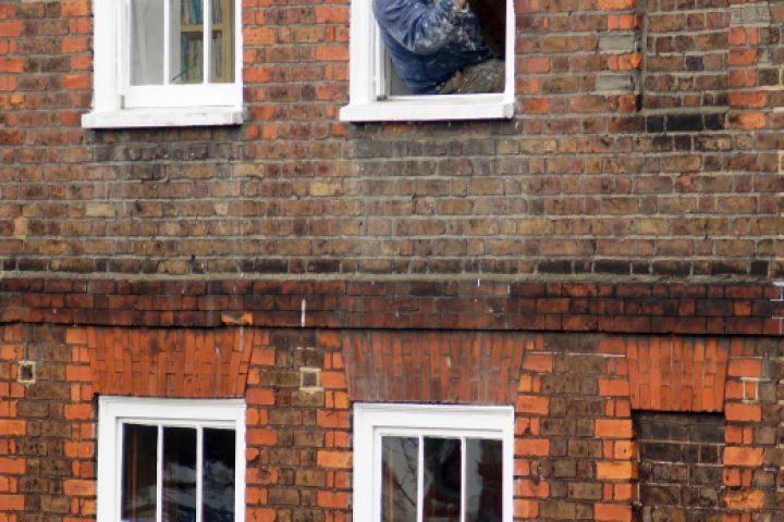 Holzfenster austauschen