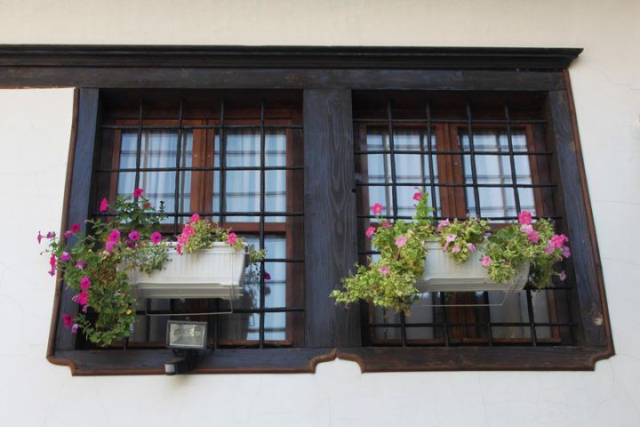 Holzfenster einstellen