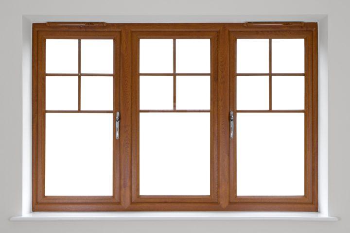 Holzfenster konfigurieren