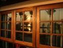 Holzfenster reinigen